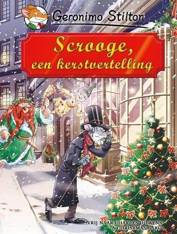 www.kinderboekenjuf.nl - Lees hier ideeën voor mini leeslessen bij het boek Scrooge een kerstverhaal van Geronimo Stilton. Een prachtig boek om voor te lezen in de periode voor kerstmis.