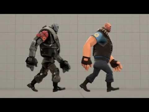 Heavy Man walk cycle - Animation by Hypo. Read full article: http://webneel.com/video/heavy-man-walk-cycle-animation-hypo | more http://webneel.com/video/3d-animation | more videos http://webneel.com/video/animation | Follow us www.pinterest.com/webneel