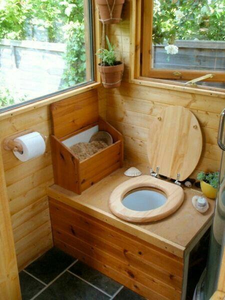 Toilette Seche Tiny Living Spaces Tiny House Bathroom House