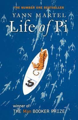 Life of Pi Yann Martel. A worthy, well-written, creative novel.