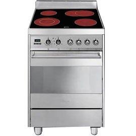 Smeg 60cm electric/electric upright cooker - C6CMXA8**Smeg Bonus**