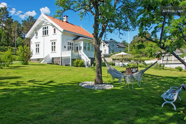 Nydelig sveitserhus nær sjøen!   Airbnb Mobil