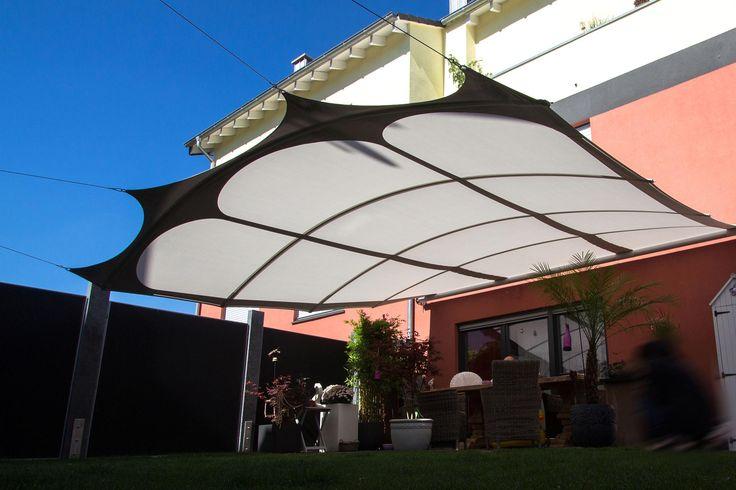 12 best square4sun high end sonnensegel images on pinterest electric garten and sail shade. Black Bedroom Furniture Sets. Home Design Ideas