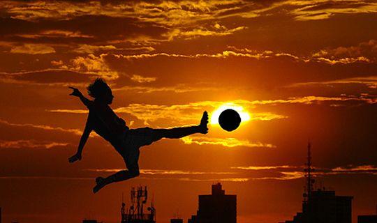 World's Favorite Sport by Vramak