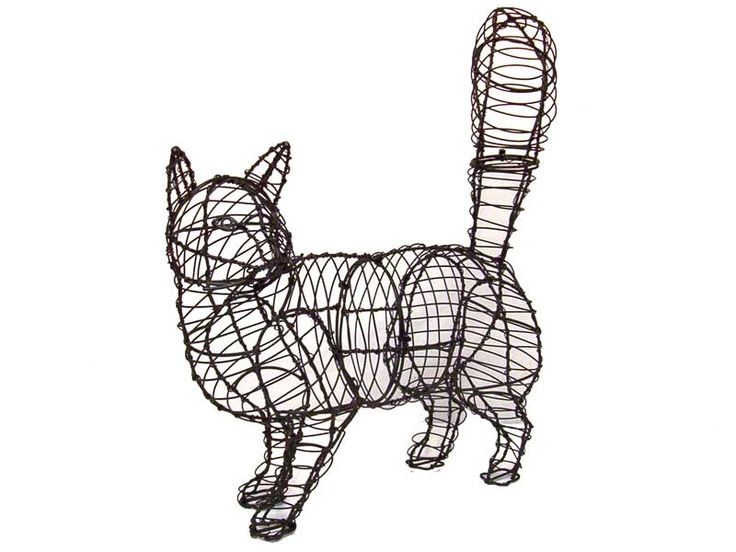 250 Best Chickenwire And Wire Mesh Images On Pinterest