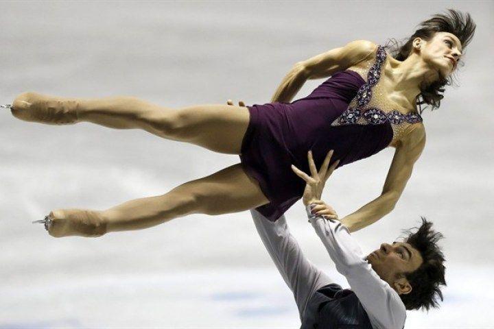 Train like an Olympian: Figure skater Meagan Duhamel