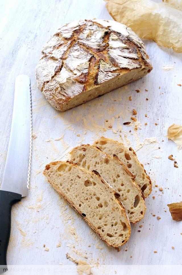 Ekşi Mayalı Ekmek & Tartin Bread
