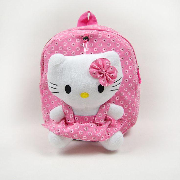2014 дети рюкзак детский сад девушки парни дети рюкзак школьные сумки мультфильм котенок кошка закуски пакет 1   3 год мода, принадлежащий категории Рюкзаки и относящийся к Багаж и сумки на сайте AliExpress.com | Alibaba Group