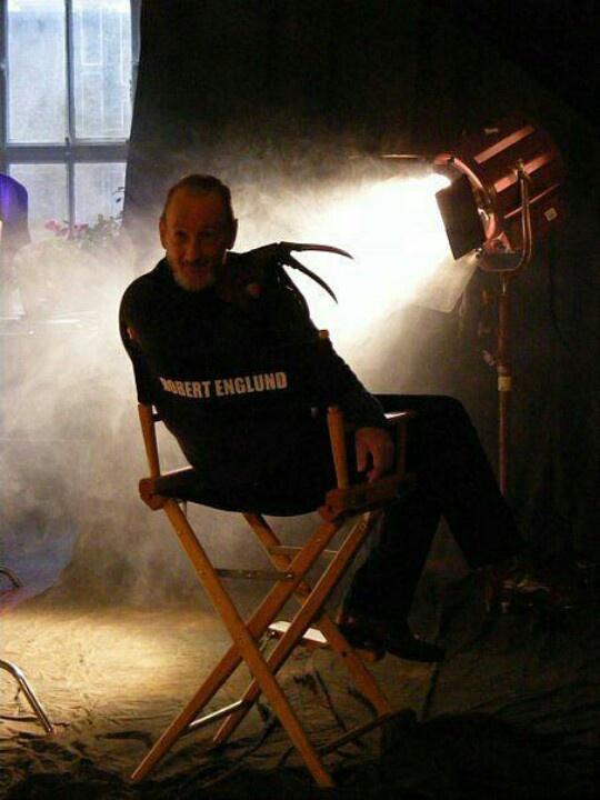 Robert Englund one of the best in horror! !♡