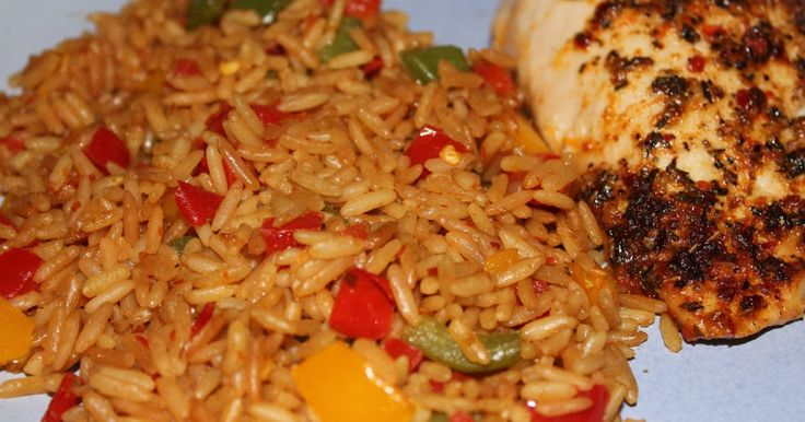 Extra Easy Eating: Spicy Rice