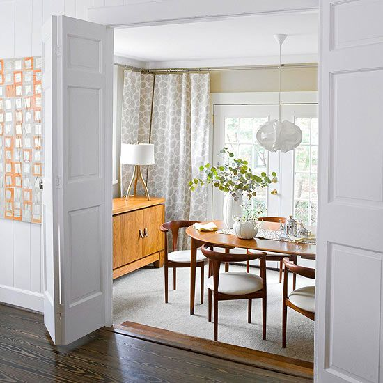 Bifold Dining Room Doors