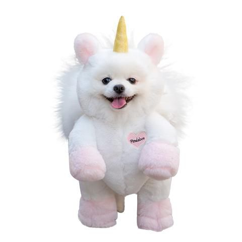 Pandaloon Walking Unicorn Dog And Pet Costume As Seen On Shark