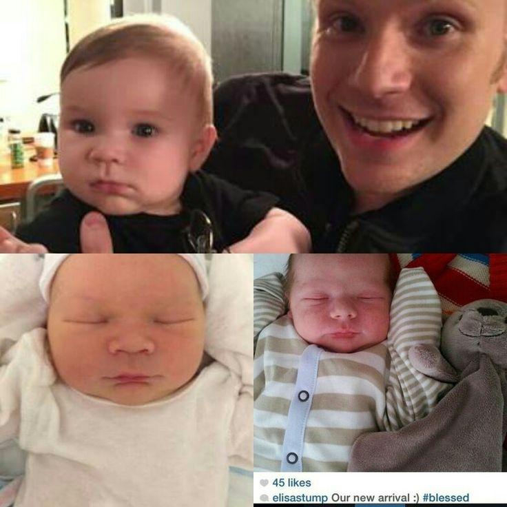 Patrick Stump Baby