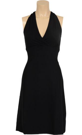 T back dress Vis lycra