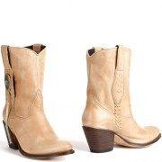 Sendra laarzen beige Laly Olimpia Milk 10748