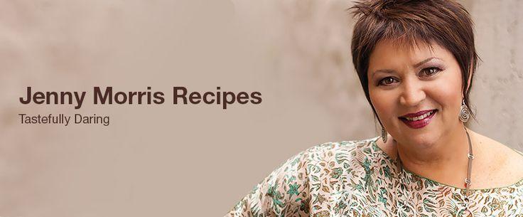 Tastefully daring video recipes with Jenny Morris #better&better