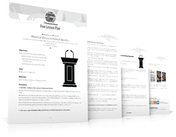 Liczba pomys w na temat Rhetorical Device na Pintere cie 17 – Rhetorical Devices Worksheet