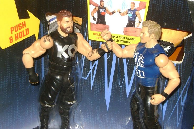WWE TOUGH TALKERS TOTAL TAG TEAM KEVIN OWENS & CHRIS JERICHO FIGURE 2 PACK - http://bestsellerlist.co.uk/wwe-tough-talkers-total-tag-team-kevin-owens-chris-jericho-figure-2-pack/