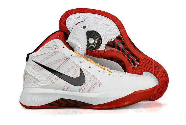 Nike Zoom Hyperfuse 2011 Griffin White Black Red For Sale, Price: - Air  Jordan Shoes, New Jordan Shoes, Michael Jordan Shoes
