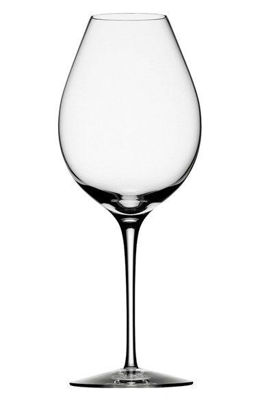 Orrefors 'Primeur' Wine Glass