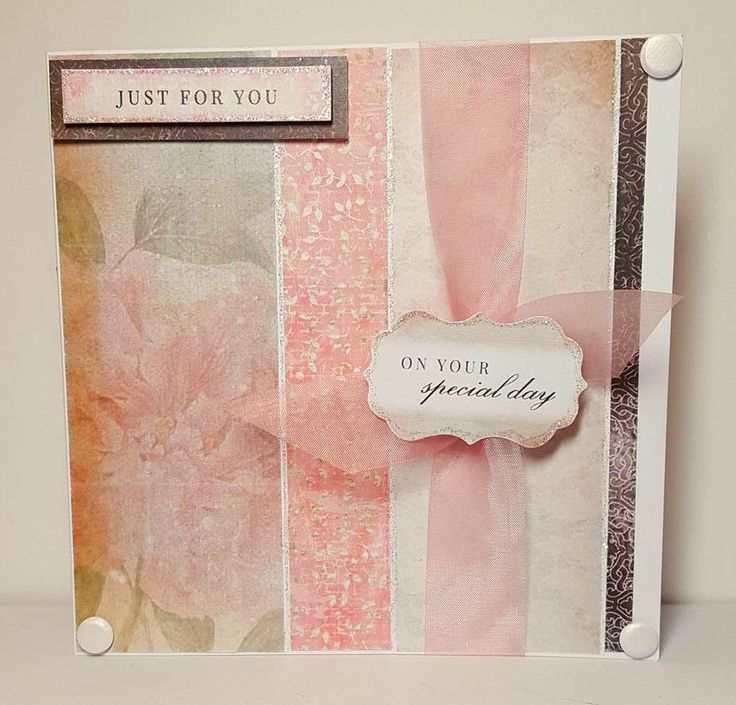 Designed by Jennifer Kray for Craftwork Cards using the Antiqued Collection.