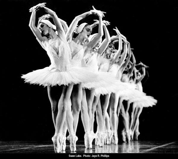 Le ballet, la danse classique
