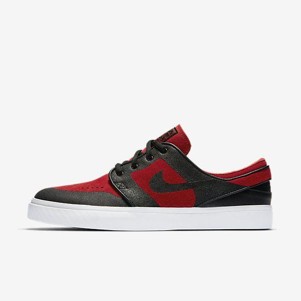 Zoom Stefan Janoski Elite, Chaussures de skateboard pour homme noir 46Nike