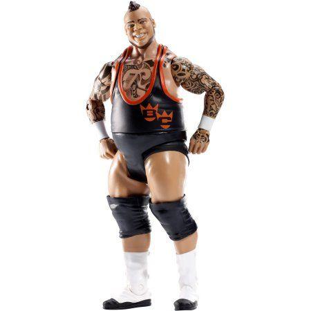 WWE BSC Brodus Clay Action Figure, Multicolor