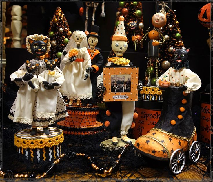 17 best images about halloween on pinterest halloween ornaments halloween displays and halloween. Black Bedroom Furniture Sets. Home Design Ideas