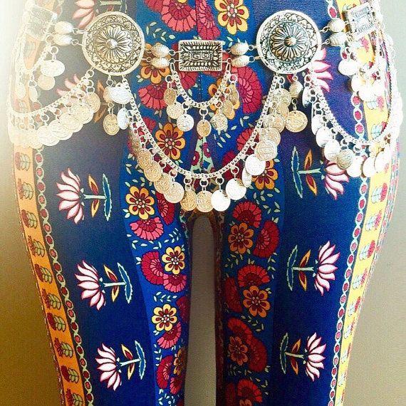 SOLANA BELT  indian banjara coin belt turkish door SHOPSMOKESHOW