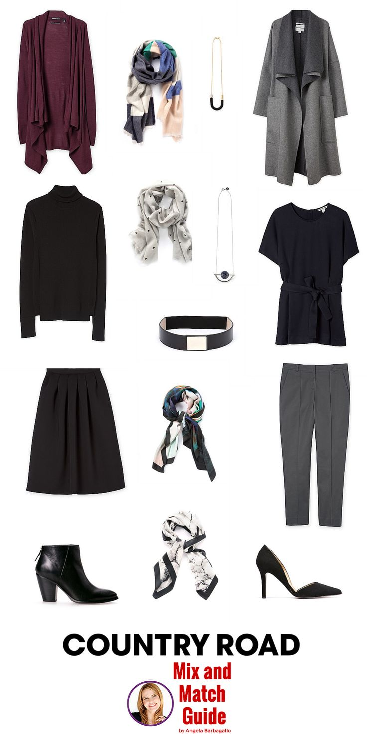 Country Road Mix and Match (1)