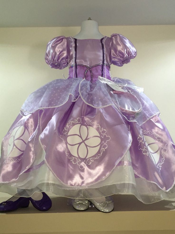 Sofia the first dress Costume, Sofia the First dress costume by Aledresses on Etsy https://www.etsy.com/listing/245311810/sofia-the-first-dress-costume-sofia-the
