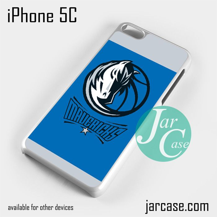 Dallas Mavericks logo Phone case for iPhone 5C and other iPhone devices