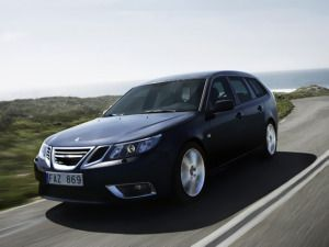 The Practical Saab 9-3 Griffin Wagon