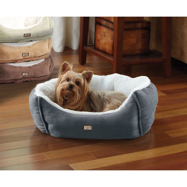 Animal Micro Suede Pet Bed by Animal Home