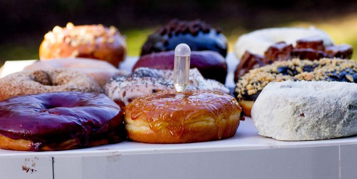 The 33 Best Donut Shops in America - Blue Star Donuts Portland, OR