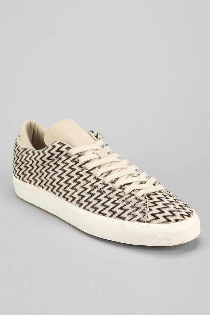 Shop adidas Blue Match Play Leather Sneaker at Urban Outfitters today.