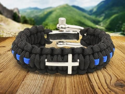 Survival Straps®️️ has added new Back the Blue products to our Law Enforcement Collection in support of all law enforcement officers across…