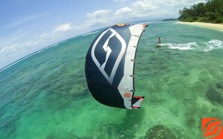 """Seize the day"" and enjoy the elements, hunt for waves, boost air, carve fresh powder or hit the sand dunes, make the most of every opportunity and do it all with the one kite.   Buy Now! Free Shipping http://switchkites.com/element3.html"