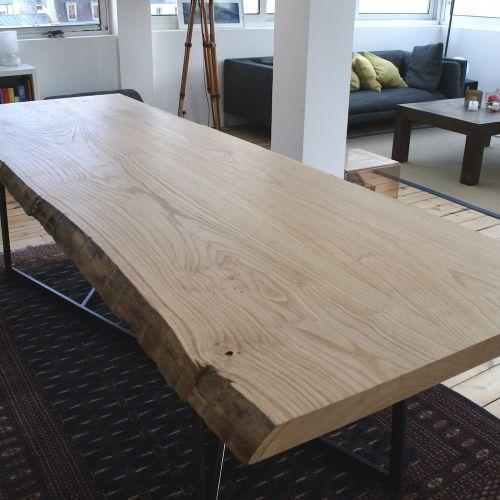 les 25 meilleures id es de la cat gorie table bois brut sur pinterest bois brut banc bois. Black Bedroom Furniture Sets. Home Design Ideas