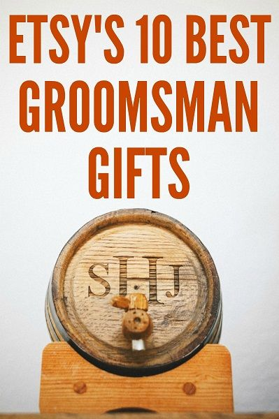 10 Gift Ideas for Groomsmen on @etsy http://groomsadvice.com/2014/11/05/10-uncommon-groomsmen-gifts-found-on-etsy/
