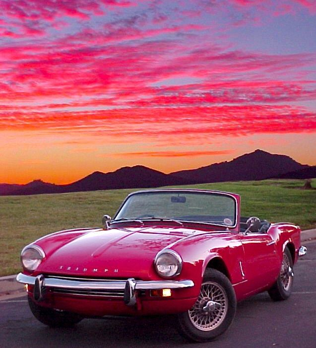 1967 Triumph Spitfire Mk3  #RePin by AT Social Media Marketing - Pinterest Marketing Specialists ATSocialMedia.co.uk