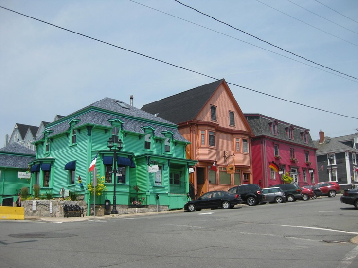 17 Best Images About Lunenburg Ns Houses Architecture On