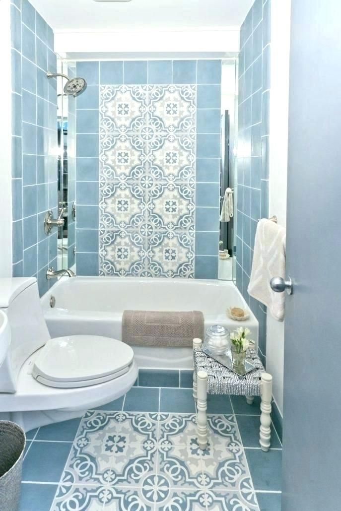 Vintage Bathroom Tile Design