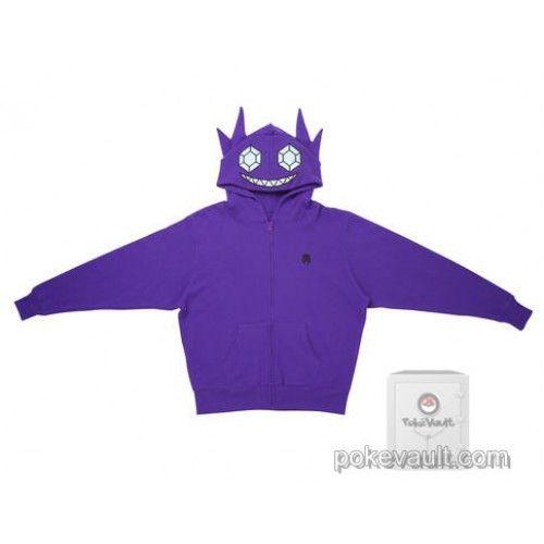 Pokemon Center 2017 Halloween Sableye Hooded Sweatshirt (Free Size)