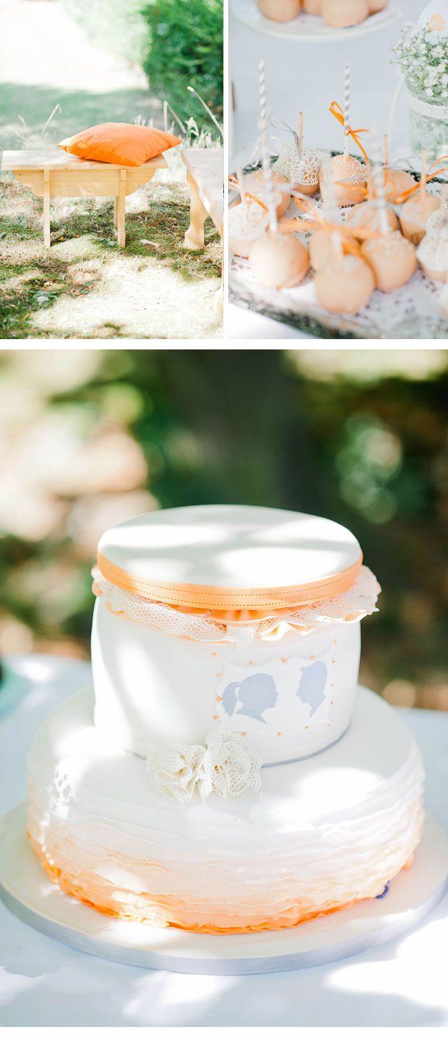 picnic wedding; cake: süß und salzig, photo: Nadia Meli