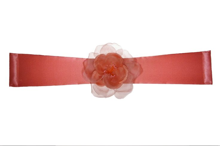 A new concept we are working on - flower embellishments for our Multiback bra bands