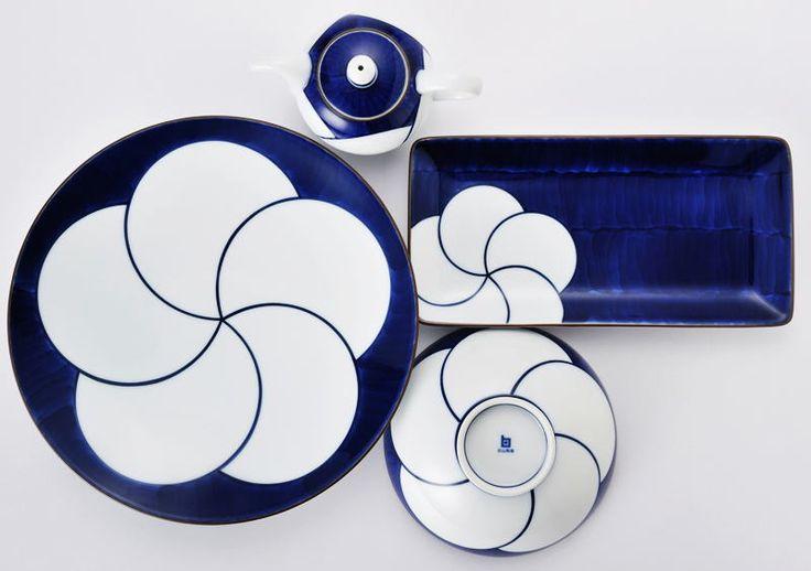 白山陶器株式会社のウェブサイトです。マルティブルー MULTI BLUE