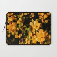 Gold Laptop Sleeve Need an incredible new cover for your laptop? Explore natural and created images on Society6.