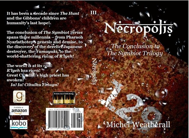 Broken Keys Publishing: Potential New Cover for Necropolis!